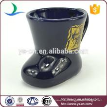 YScc0031-02 Caneca cerâmica do grão no feriado do Natal