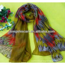 lenço longo da forma coreana para a menina