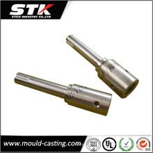 Metall CNC bearbeitete Teile für Druckmaschinen Lebensmittelverarbeitungsmaschine
