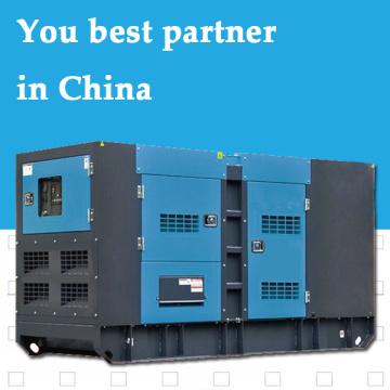 Générateur Doosan de 25Kva à 750Kva (Fabricant OEM)