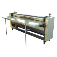 Factory selling corrugated paper pasting machine