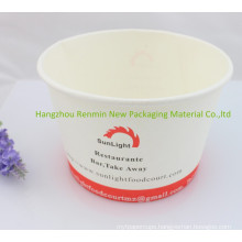 Promotion Disposable Paper Noodle Container