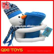 couvertures faites main de bébé de polaire de polyester merveilleux et coloré à vendre