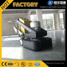 Máquina de pulir y pulir piso