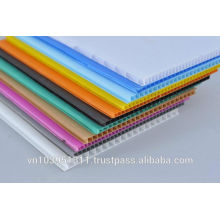 Various forms for plastic Polypropylene sheet Size 1220mm x 2440mm