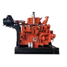 with Cummins natural gas engine 500kw/625kva