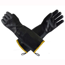 Gants de sécurité noirs