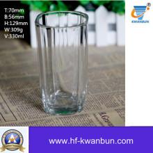 Copo de vidro transparente copo de água Cerveja Kb-Jh06070
