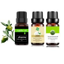 Breast Oil Rose Fennel Compound Oil Sets