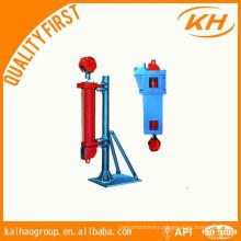 hydraulic cathead for oilfield equipment