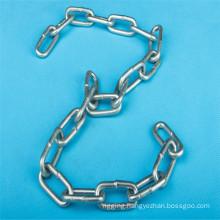DIN766, DIN764, DIN5688A/Cgalvanized Welded Steel Link Chain