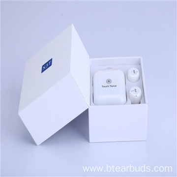 White Bluetooth Wireless Headphones Headsets