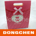 Girls Favorate Cute Printed Paper Gift Bag/Packaging Bag