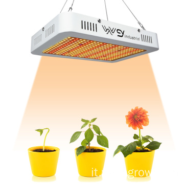 1000W LED Grow Light Illuminazione bianca simile al sole