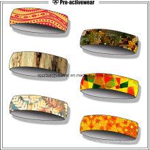 Spätestes Entwurfs-Qualitäts-Baumwollsport-spezielles Stirnband