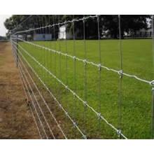 Clôture en maille de fil métallique galvanisée (XM-F-3)