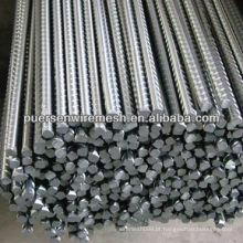 CRB550 Barras nervuradas laminadas a frio, barras de aço