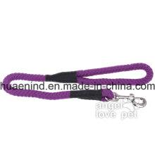 Большой фиолетовый поводок для собак, продукт для домашних животных