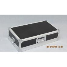 New Desgin Aluminium Effekt Pedal Board Flight Case, Gitarren Pedal Case, Pedal Board Aluminium Case