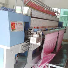 Computerized Embroidery and Quilting Machine for Making Handbags, Shoes, Garments
