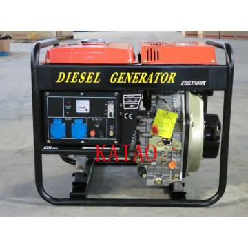 3kw Diesel Generator Set KDE3500X KAIAO