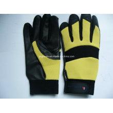 Guante de cuero guante de seguridad guante de trabajo guante de trabajo guante industrial