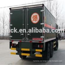 Dongfeng del camión de la furgoneta del camino / Dongfeng todas las ruedas conducen el camión de la furgoneta / Dongfeng del camión del cargo de la carretera / el camión de transporte de cargo de Dongfeng 6 * 6