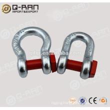 Heavy Iron/Drop Forged Galvanized Heavy Iron Shackle