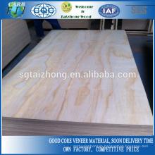 1800*900*12mm Pine Plywood