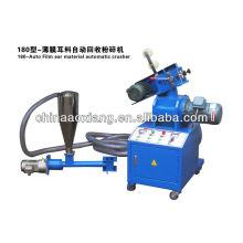machine de grainage en plastique / machine de grainage de film / machine de recyclage de bordure de film