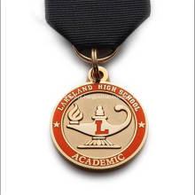 Medalha e troféus feitos sob encomenda por atacado com logotipo personalizado
