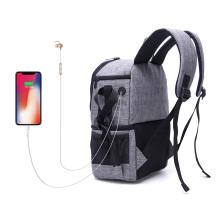 New arrival Custom Best Waterproof Anti Theft Camera Mochila, business usb charging laptop backpackwith usb port