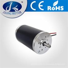 Motor de corriente continua 63ZYT03A de cepillo magnético permanente