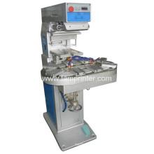 Máquina de tampografía TM-C2-P alta calidad etiqueta bicolor
