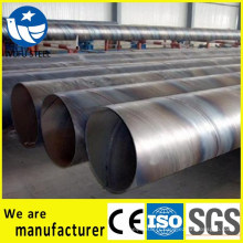 Carbone SSAW en spirale Q235 prix du tuyau d'acier