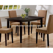 Modern design wooden dining table set XYN1513