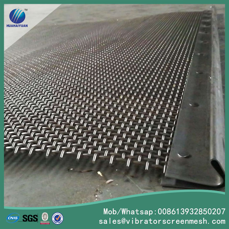 Ss304 Vibrating Screen Wire Mesh