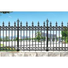 Modern house cast iron fences /High quality iron casting fence