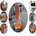 Empaquetadora automática de equipaje