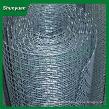Hot dipped galvanized crimped wire mesh (top sale )
