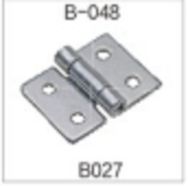 Steel Four Ball Bearing Door Hinge