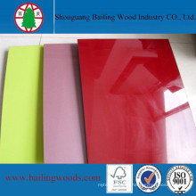High Gloss MDF Board with Good Quality