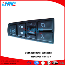 Volvo Truck Window Switch 20592918 20953592