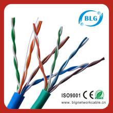 Cable de Ethernet Cat5e Cat5e 1000ft UTP Cable Cat 5e