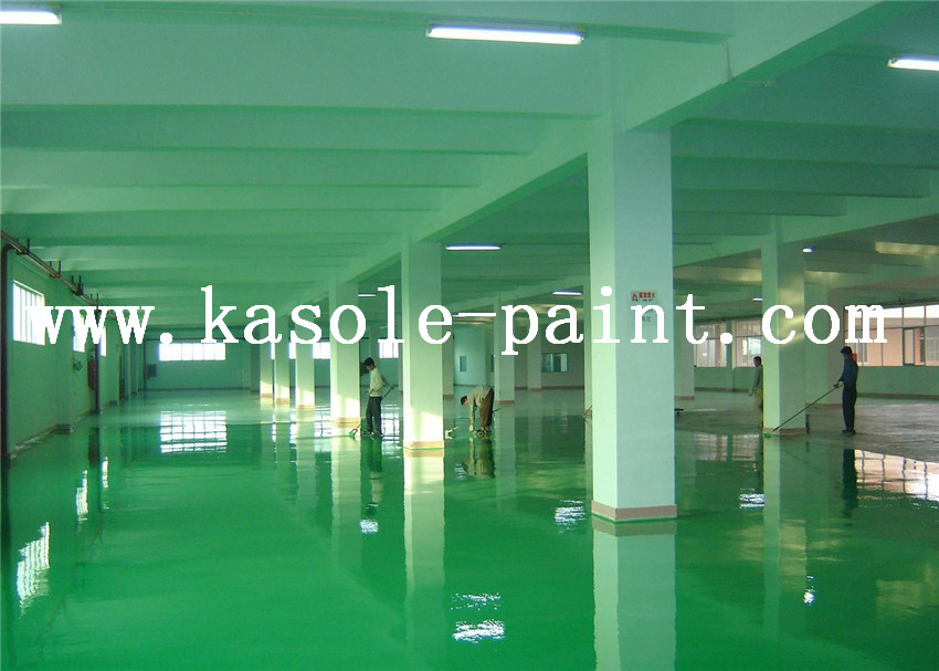 Waterborne Epoxy Paint