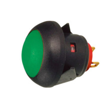 Wasserdichter LED-Drucktastenschalter für den Militärminiaturbereich
