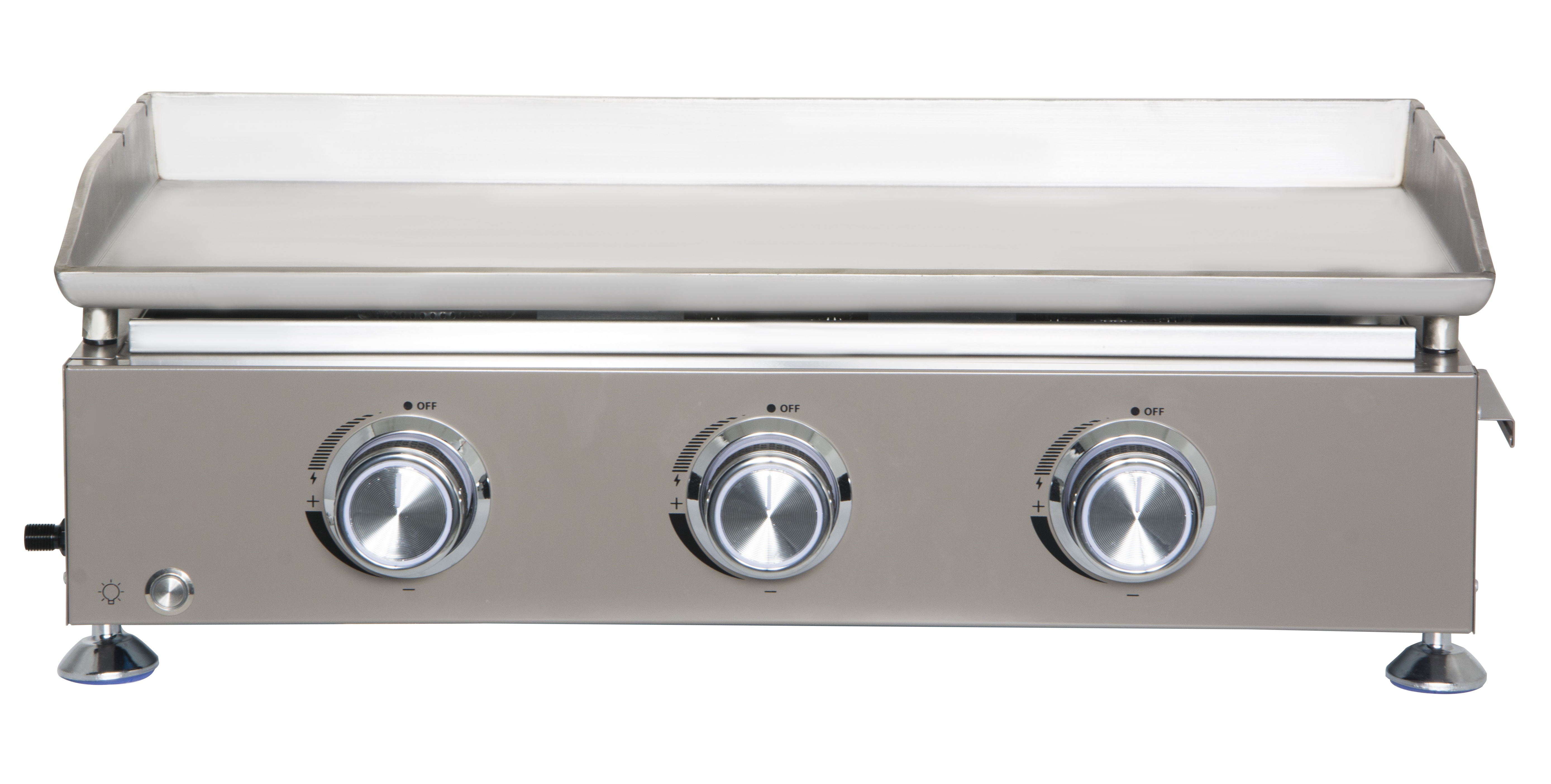 Patio 3 Burner Griddle Grill
