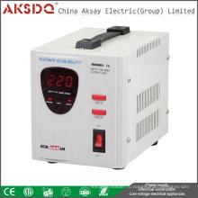 Оптовый SVR однофазный высокоточный сервомотор с полным автоматическим стабилизатором напряжения постоянного тока / WenZhou China