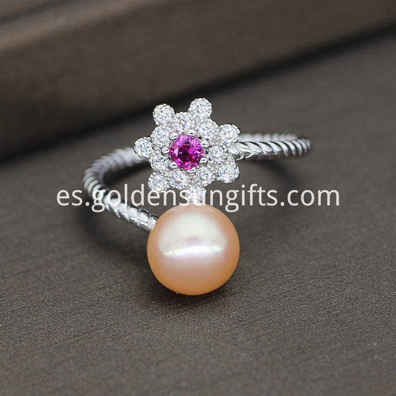 Pearl Rings for Girl