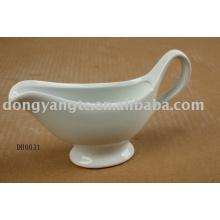 Pote de cerámica al por mayor directo de la fábrica de la salsa